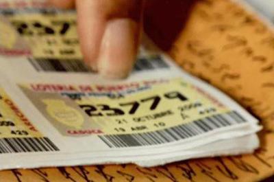 Loteria Tradicional - billetes - febrero 11 2019