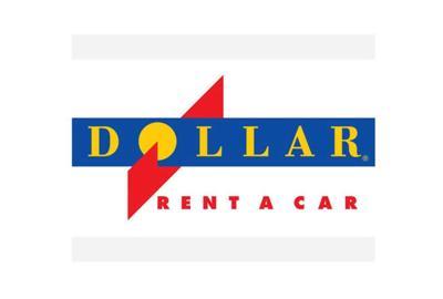 Dollar Rent a Car - empresa de alquiler de autos - logo - julio 21 2021