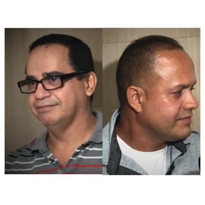 Carlos Meléndez y Antonio Ramos Masacre Trujillo ALto