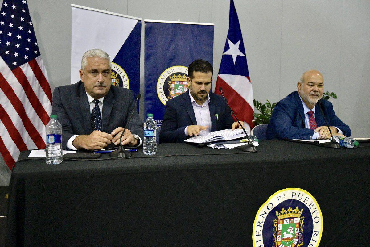 TRS y Ricardo Rossello