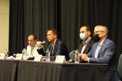 LUMA Energy - conferencia de prensa tras explosion en Monacillos  - junio 11 2021