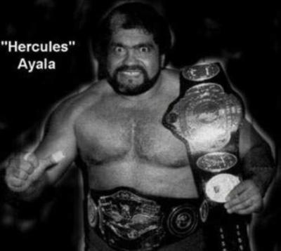 Hercules Ayala - luchador WWC - Foto via Facebook 2 - enero 23 2020