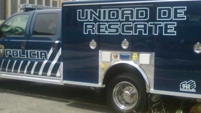 Policia - Unidad de Rescate - septiembre 7 2020