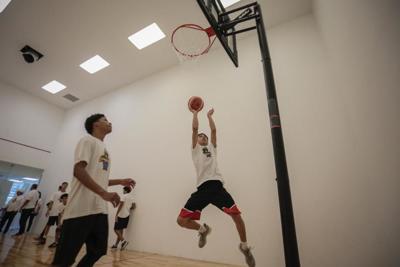 Inicia San Juan Basketball en comunidades de San Juan