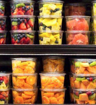 Frutas - envases - abril 16 2019