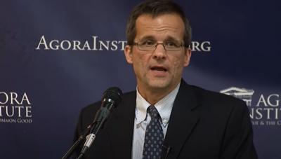 David Skeele - nuevo presidente de la Junta de Supervision Fiscal - captura de pantalla - octubre 6 2020