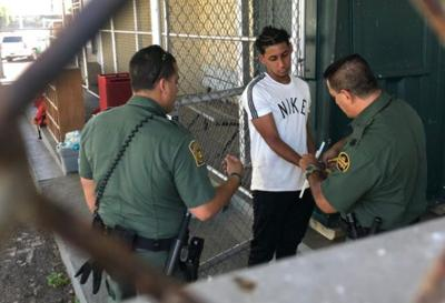 Guardia Costera - arresto - dominicano - Foto suministrada - septiembre 12 2019
