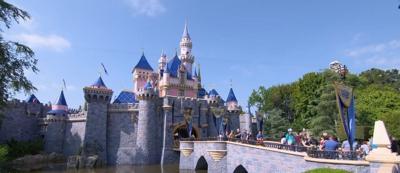 Disneylandia - California - Captura de pantalla YouTube - enero 12 2021