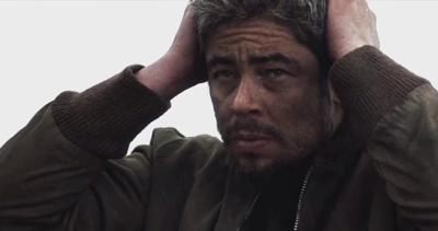 Benicio del Toro - actor puertorriqueño - Foto captura de pantalla YouTube - julio 22 2019