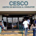 El CESCO adolece de falta de controles internos.