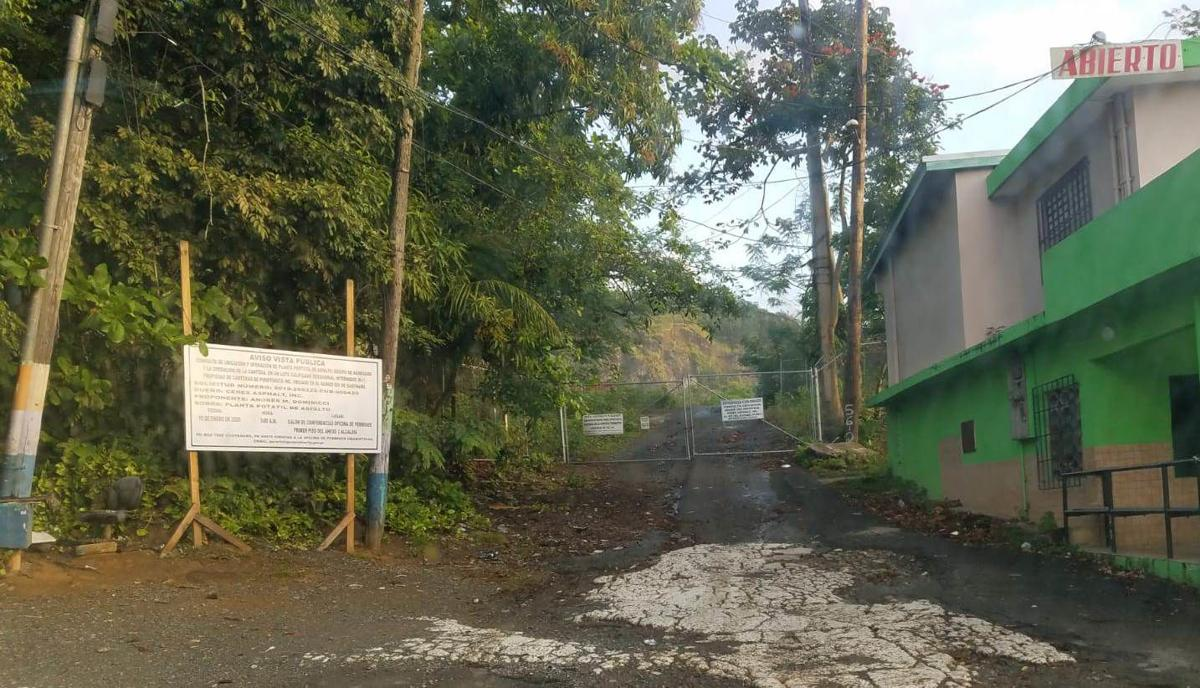 Guaynabo - cantera - Foto suministrada - febrero 12 2020