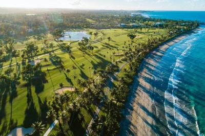 Puerto Rico - turismo - campo de golf - Foto via DMO Twitter - octubre 23 2019