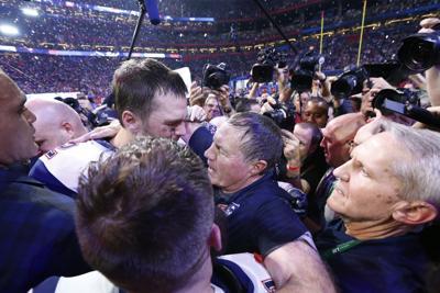 Los Patriots convierten a Boston en capital de las dinastías deportivas