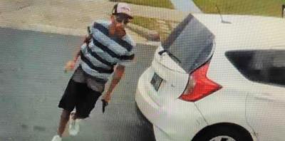 Policia - sujeto - se busca por varios robos en Bayamón - Foto suministrada - junio 25 2019