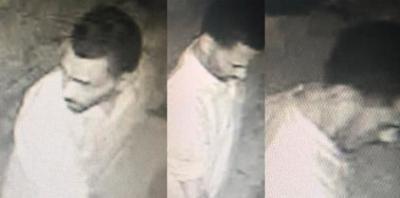 Policia - sujeto buscado por robo a cajero automatico - Foto suministrada - junio 11 2019