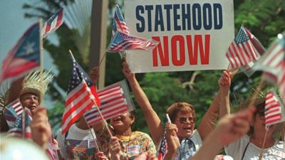 Estadidad - Statehood Now - mayo 23 2019