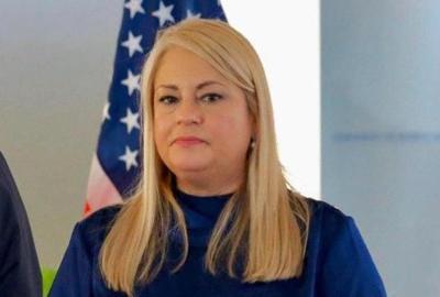 Wanda Vazquez - gobernadora - Foto suministrada - mayo 25 2020