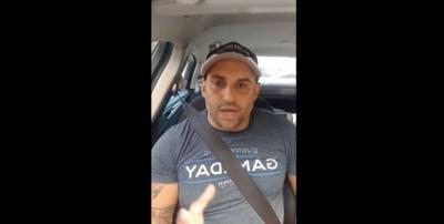 Eric Martin - hermano de Ricky Martin - habla sobre la salud de su padre - Captura de pantalla - noviembre 16 2020