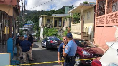 Cayey - Policia - tragedia - matan a dos mujeres - Foto NotiUno - agosto 12 2019