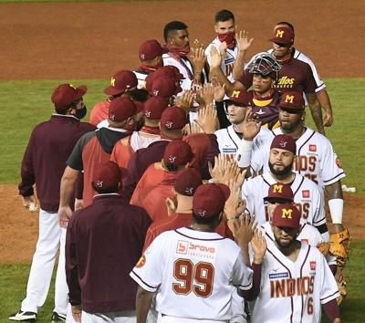 Beisbol - Indios de Mayaguez - Foto suministrada - enero 18 2021