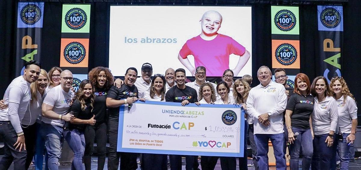 Foto final CAP 2019