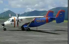 Desaparece en el mar avión de la Policía de Indonesia con 13 personas a bordo