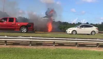 Incendio PR - 22