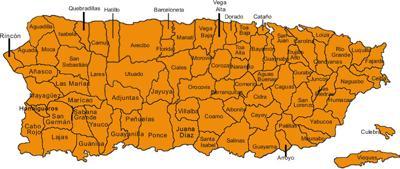 Anticipan la desaparición de 40 municipios de Puerto Rico