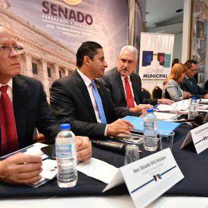 TRS en Cumbre de Alcaldes