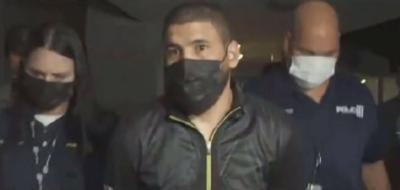 Juanma Lopez - boxeador arrestado - captura de pantalla - septiembre 8 2021