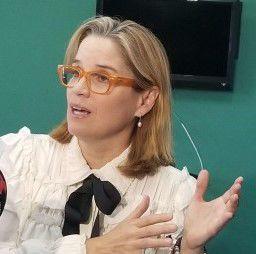 Carmen Yulín Cruz, alcaldesa de San juan.