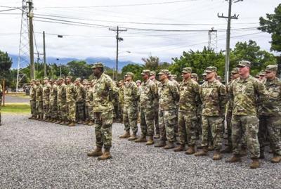 Guardia Nacional - Foto via Facebook - julio 16 2019