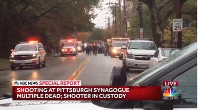 Presidente Trump censura atentado antisemita en sinagoga de Pennsylvania