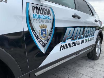 policia municipal de san juan