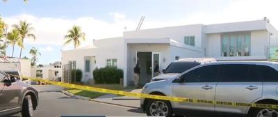 ICE - agentes - allanamiento - residencia - empresario - Yatea - Captura de pantalla - mayo 15 2020