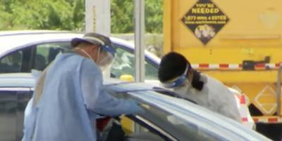 Florida - servicarro - prueba - coronavirus - junio 22 2020