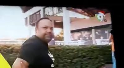 Cesar El Abusador - capo dominicano - arrestado - Captura de pantalla - diciembre 3 2019