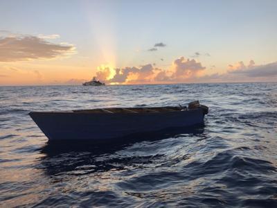 Yola - embarcacion - costa - Foto via Cybernews 2 - noviembre 20 2020
