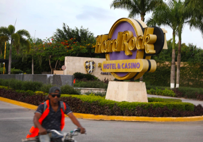 The Hard Rock Hotel & Casino in Punta Cana -Getty Images