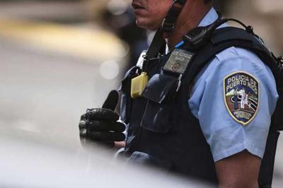 Policia agente