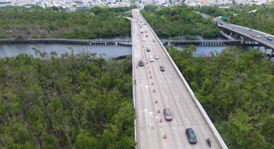 Caño Martin Peña - puente - carretera - Foto suministrada - marzo 12 2019