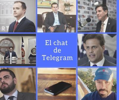 Grafica Chat de Telegram