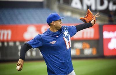 Edwin 'Sugar' Diaz- Mets NY
