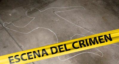 Crimen - escena - mayo 23 2019