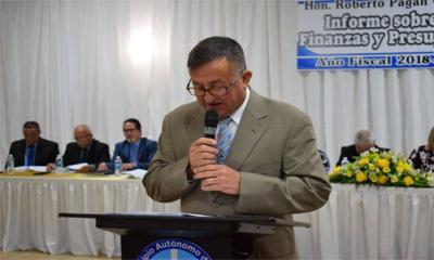 Roberto Pagan - alcalde de Lares - Foto suministrada - febrero 12 2019
