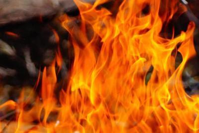 Fuego - incendio - mayo 21 2019
