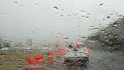 Lluvia post Dorian autopista 29-8-19 Jackeline Del Toro