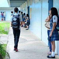 Escuela estudiantes