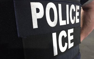 ICE - Police - agentes - Foto suministrada - febrero 6 2019
