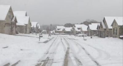 Nieve - nevada - Estados Unidos - enero 30 2019